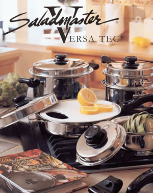 Saladmaster Cookware Image
